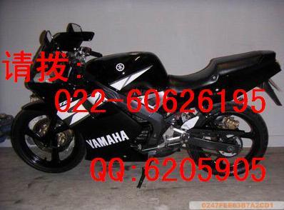 销售进口摩托车雅马哈 tzm150 特价:¥2300元