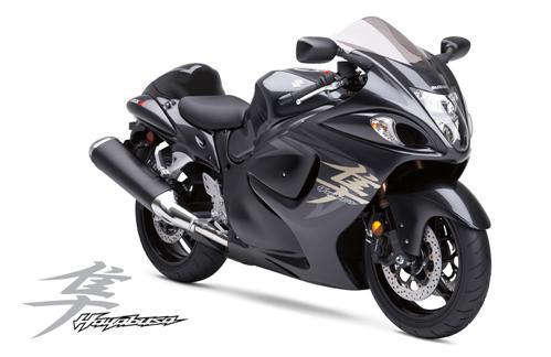 低价出售进口铃木 gsx1300r摩托车