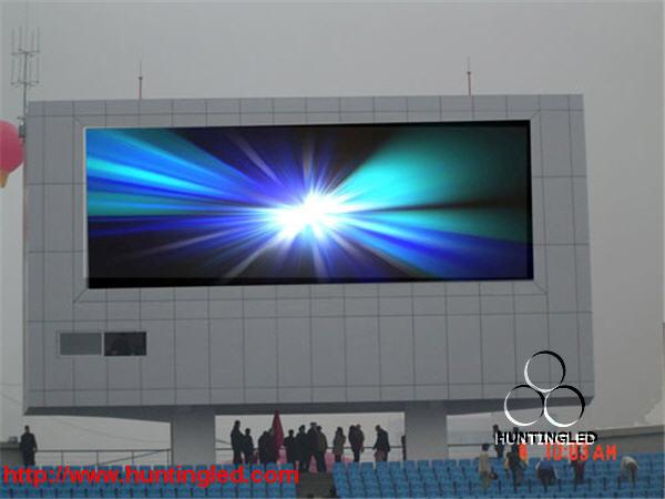 led显示屏显示画面色彩鲜艳