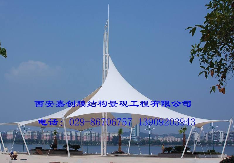膜结构永久性建筑图片