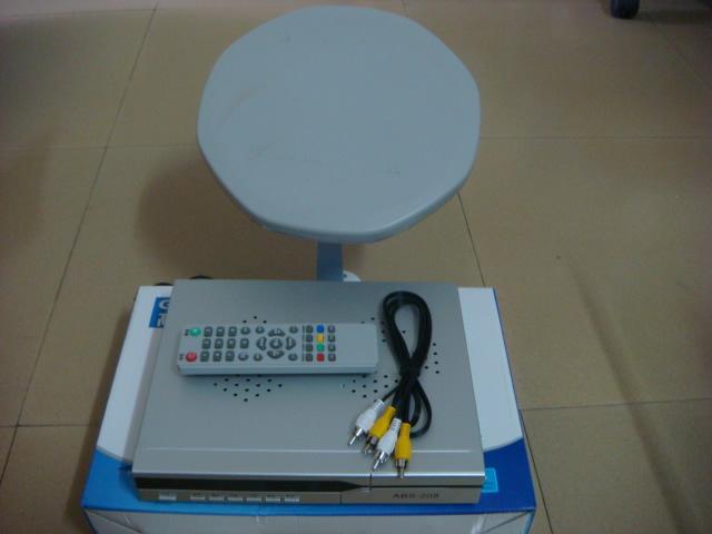 电视卫星信号_室内卫星电视接收器电视卫星信号接收机可收