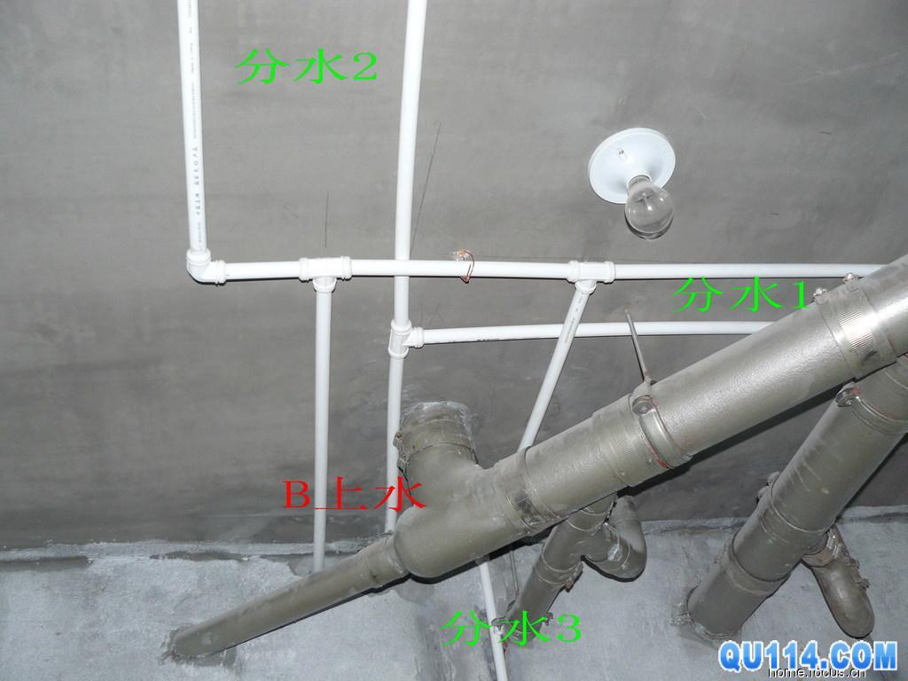 南京管道安装排水管道,给水管道