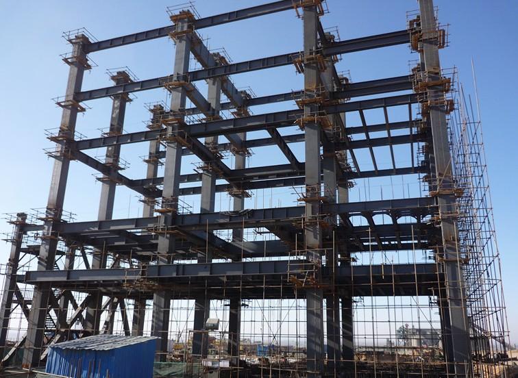 03 正文  郑州祥瑞钢结构工程有限公司专业从事钢结构工程,玻璃幕墙