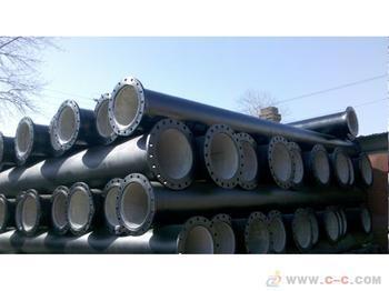 新疆DN400給水球墨鑄鐵管一米多少錢