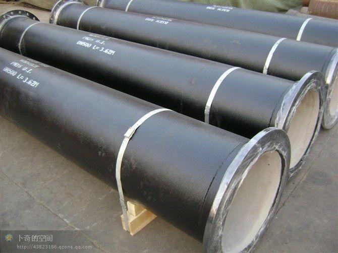 隴南給水DN300球墨鑄鐵管每米多少錢
