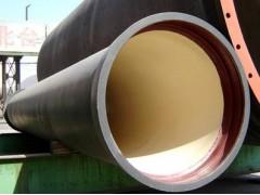 柳州k9級球墨鑄鐵管價格行情報價