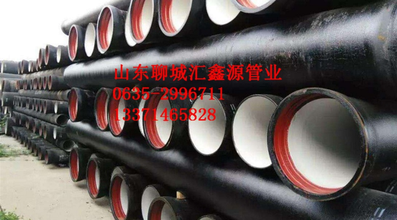杭州市DN100球墨铸铁管厂家地址