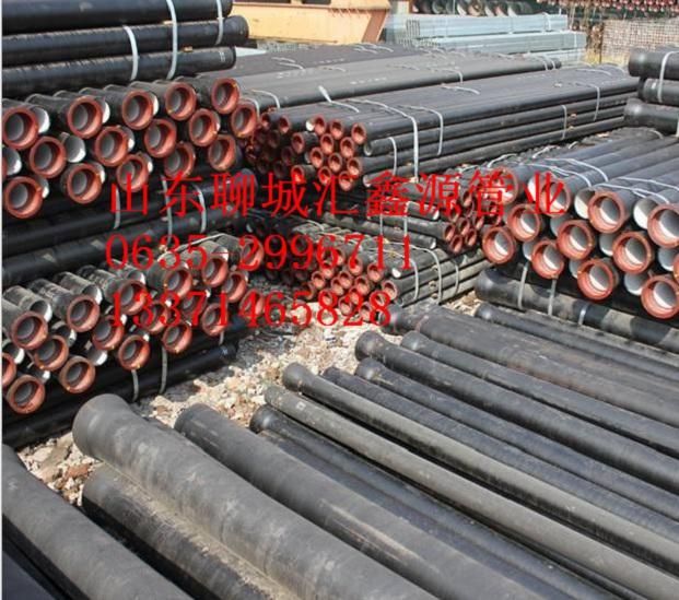 黄南藏族自治州DN100球墨铸铁管公司地址