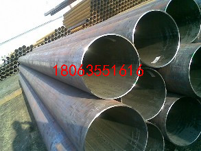 张家口Q345E直缝埋弧焊钢管价格