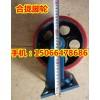 吉林平板车重型万向轮大口径用途