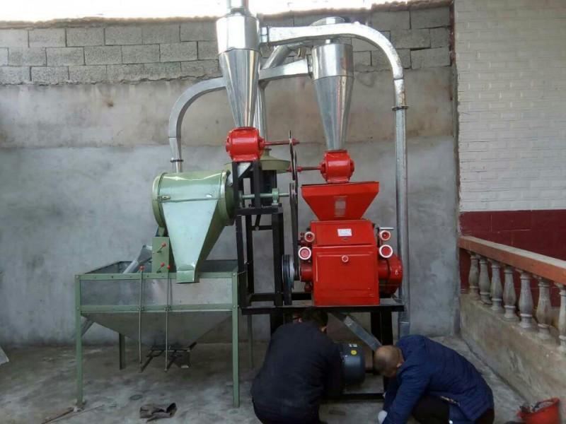左权县专卖小麦磨面机组产品可靠