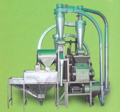 白云区专卖小麦磨面机组产品可靠