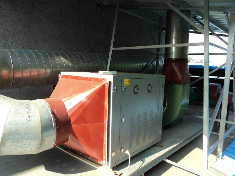 锡山区批发光氧除尘设备价格