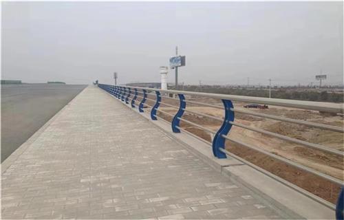 阿城人行道隔離欄桿新穎的設計