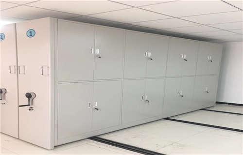 庄浪档案资料库密集柜安全可靠
