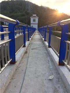 孝感不锈钢桥梁护栏定制