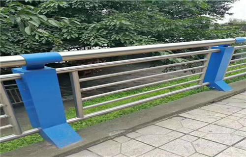 固原不銹鋼天橋護欄專業設計生產