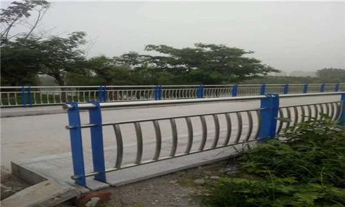 秦皇岛桥梁护栏立柱供应厂家
