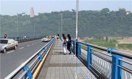 唐山不锈钢复合管景观护栏服务完善
