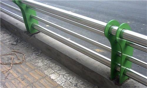 秦皇岛桥梁护栏立柱每支价格