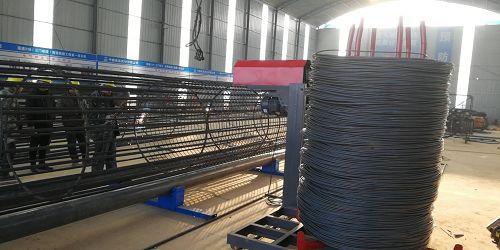 西宁数控钢筋笼缠绕成型机标准化施工