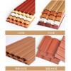 生態木長城板系列,各個型號全部都有二百多個型號