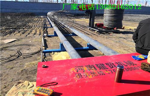 广东深圳钢筋笼卷笼机作业安全要求