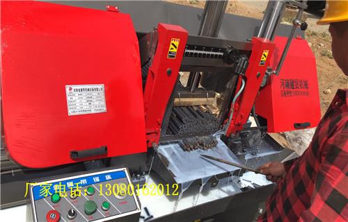 玉林【建贸机械】钢筋带锯床有实力的