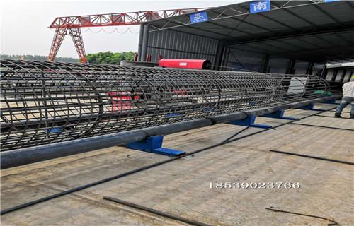 日照建议钢筋笼设备耐用