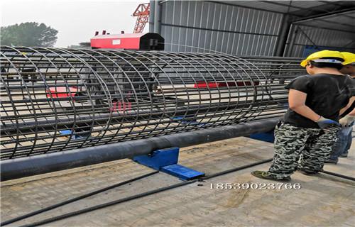 德州钢筋笼一次成型机耐用