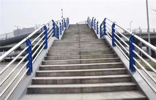 武夷山不锈钢桥梁防撞护栏常用规格