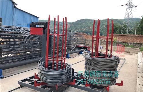 鋼筋纏繞筋機文山壯族苗族自治州的用途