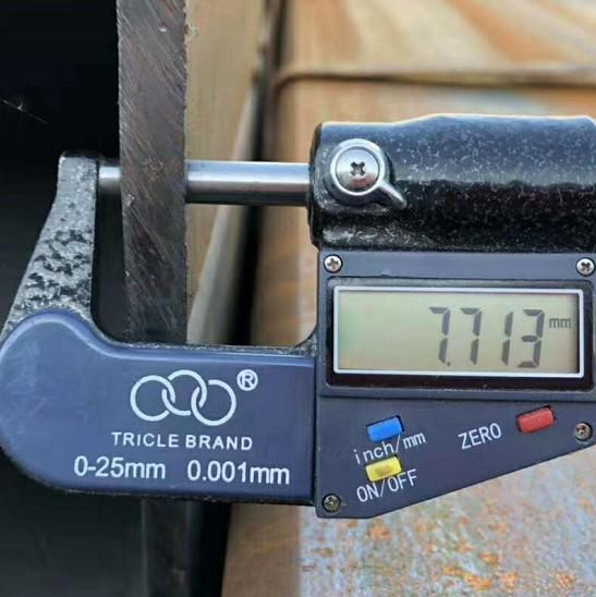 現貨廠家不銹鋼方管過磅價格