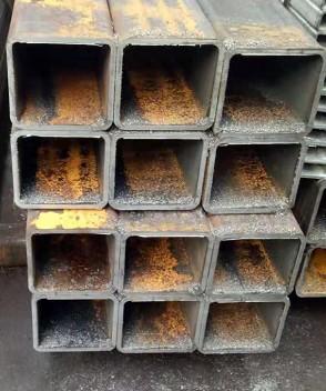 景德镇市生产方矩管  大口径矩形管 厚壁方矩管生产厂家