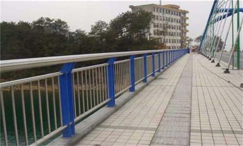 眉山桥梁不锈钢护栏多少米一节