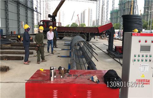 怀化市小型钢筋地滚机技术介绍