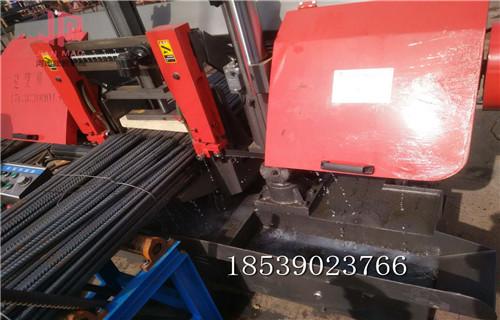 上饶金属带锯床保养教程--厂商