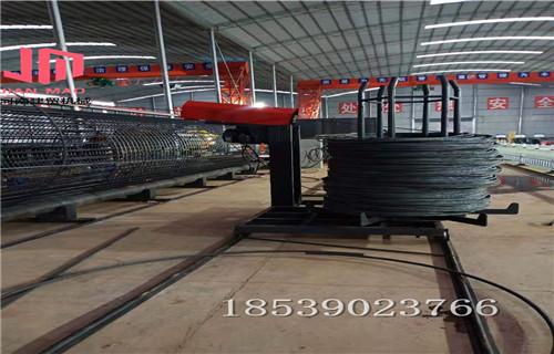 宜宾钢筋笼成型机常见操作技巧