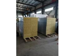 巖棉凈化彩鋼板(A級防火板)