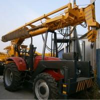 拖拉机车载吊机 5吨拖拉机吊 农用拖拉机改装吊车