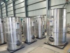 武汉二吨自动热水锅炉方案河南银晨锅炉集团