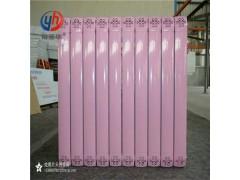 7575铜铝复合柱翼型散热器传热系数