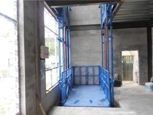 枣庄货梯升降机报价-力邦德机械