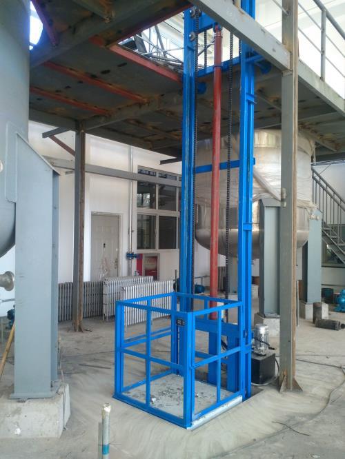 金乡车间提升机货梯生产厂家—民洋机械