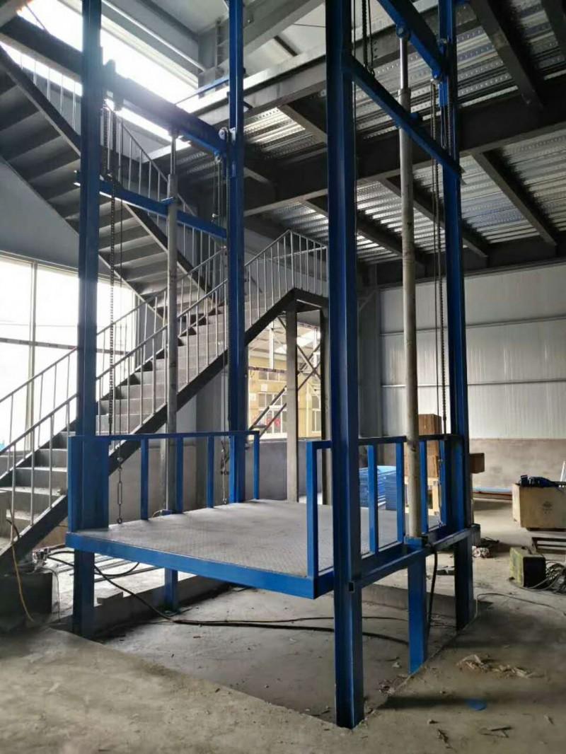 徽州平台货梯价格——民洋机械