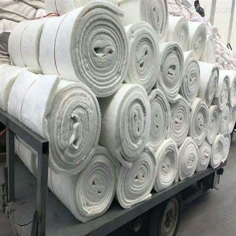 聂荣硅酸铝纤维卷毡价格以诚为本