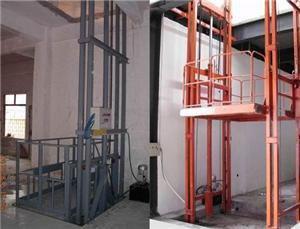 维扬仓库货梯升降机出售-本地服务