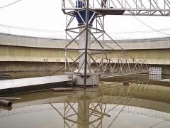 寶福嘉環保中心傳動單管吸泥機