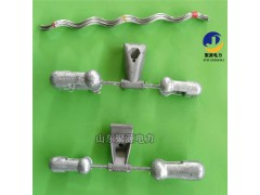 厂家生产各种防震金具 FD型防震锤 FR型防震锤