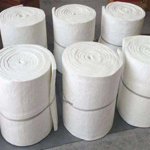 绥滨硅酸铝甩丝毯生产厂家大量现货